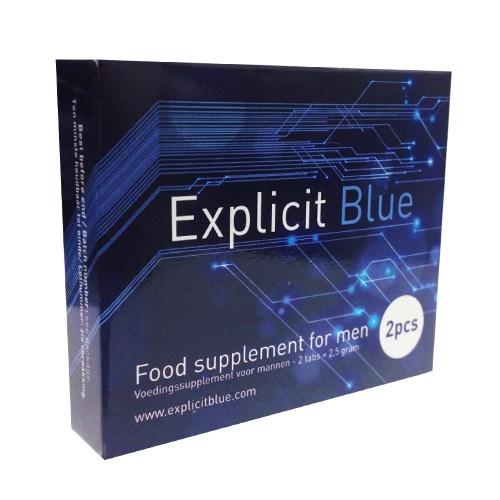 Explicit Blue