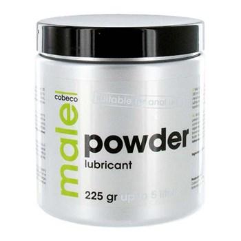 Male Powder Glijmiddel 225gr (5L)