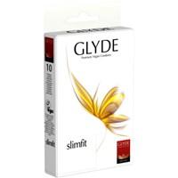 Glyde Premium Vegan Condooms Slimfit 10st