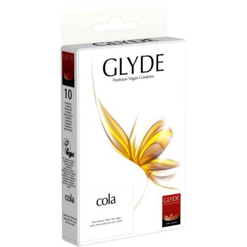 Glyde Premium Vegan Condooms Cola 10st