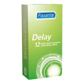 Pasante Delay Condooms 12st