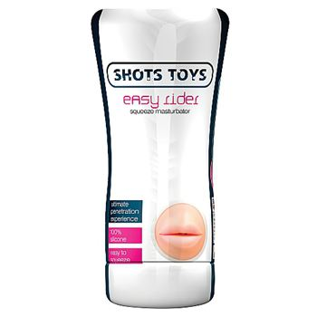 Easy Rider Squeeze Masturbator Oral