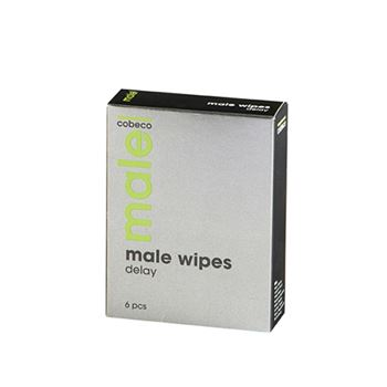 Male Delay Wipes