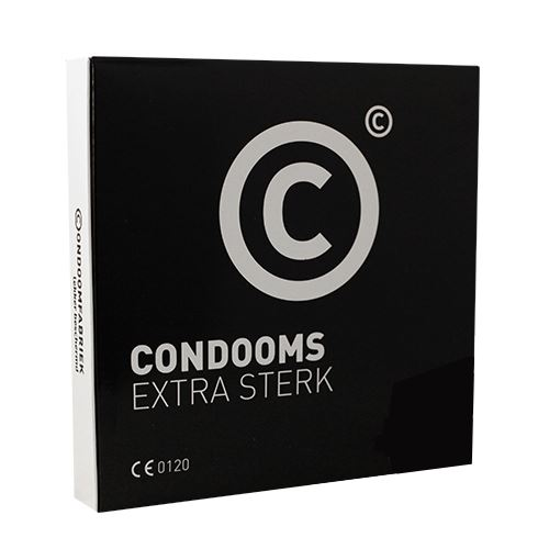 Sterke Condooms (36 stuks)