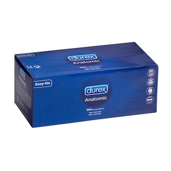 Durex Anatomic Easy On Condooms 6x
