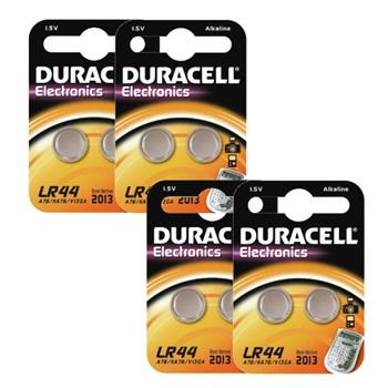 Duracell Batterij LR44 8st
