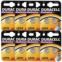 Duracell Batterij LR44 16st
