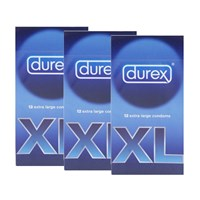 Durex Comfort XL Condooms 36st