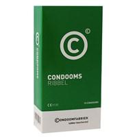 Ribbel Condooms 10x