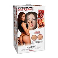 Pipedream Agent 69 Life-Size Love Doll