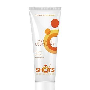 Shots Glijmiddel Orange