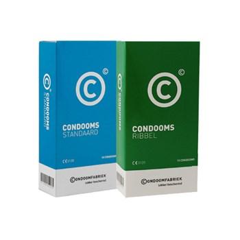 Lekker Beschermd Pakket (20 Condooms)
