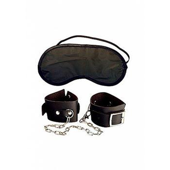 Pipedream Beginner's Cuffs (Zwart)