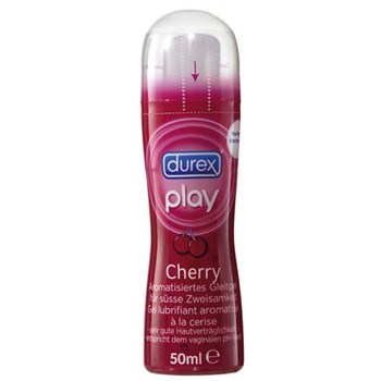Durex Play Cherry Glijmiddel 50ml (Kers)