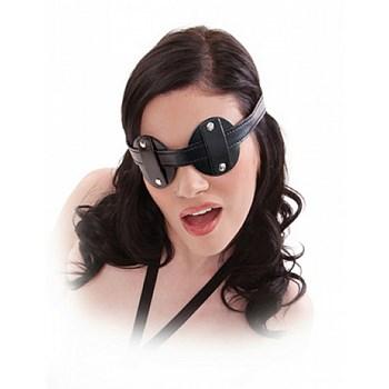 Pipedream Blinder Mask (Zwart)