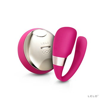 Lelo Tiani 3 Couples Massager (Roze)