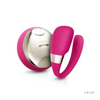 Lelo Tiani 3 Couples Massager (Roze)