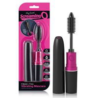 The Screaming O Vibrating Mascara (Zwart)