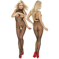 Roxana Fishnet Catsuit Refined