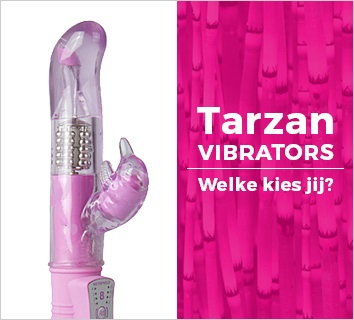 Tarzan en Rabbit vibrators
