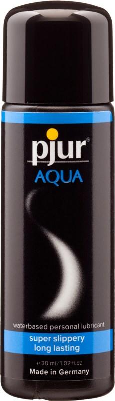 Pjur Aqua Waterbasis Glijmiddel 30ml