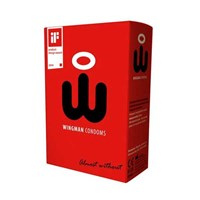 Wingman condooms (8 stuks)