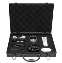 Pipedream Deluxe Shock Therapy Travel Kit (Zwart)