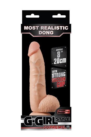 G-Girl realistische dildo 20 cm