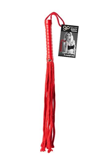 Flogger van touw