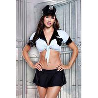 3-Delig Politie-uniform