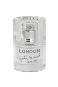 London sophisticated woman parfum