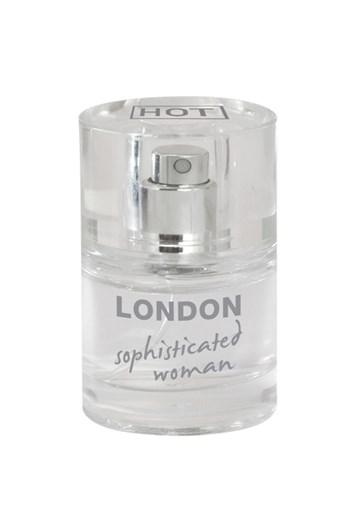 London sophisticated woman parfum