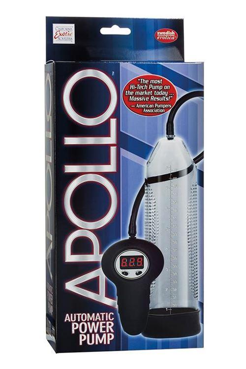 Automatische power penispomp
