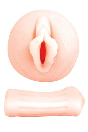 Strakke vagina to-go masturbator