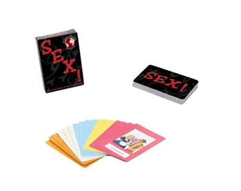 Sex! Kaartspel