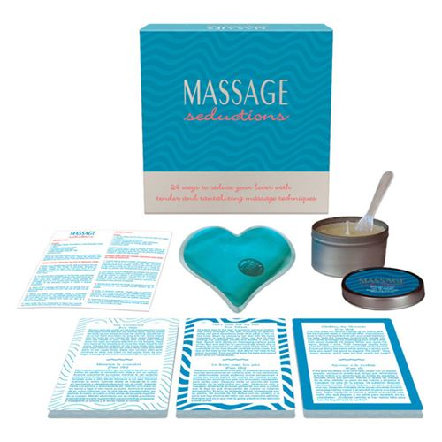 Erotische massage kaartspel