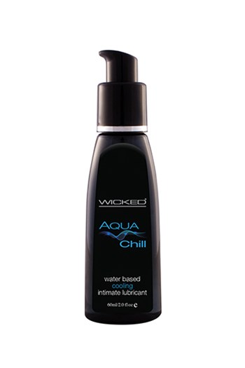 Aqua chill glijmiddel 60ml