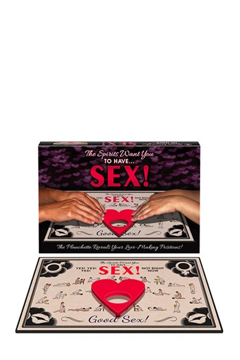 Spiritueel sexbord