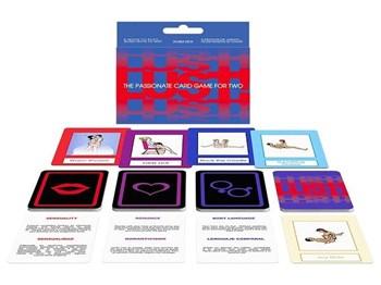 Lust! Het passionele kaartspel voor twee