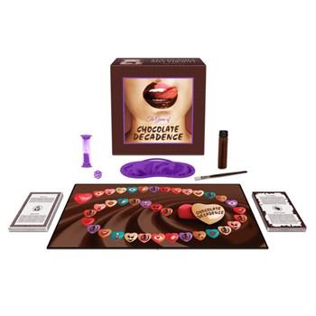 Het chocolade decadentie spel