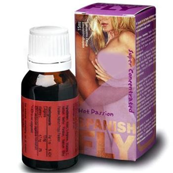 Spaanse vlieg Hot passion (15 ml)