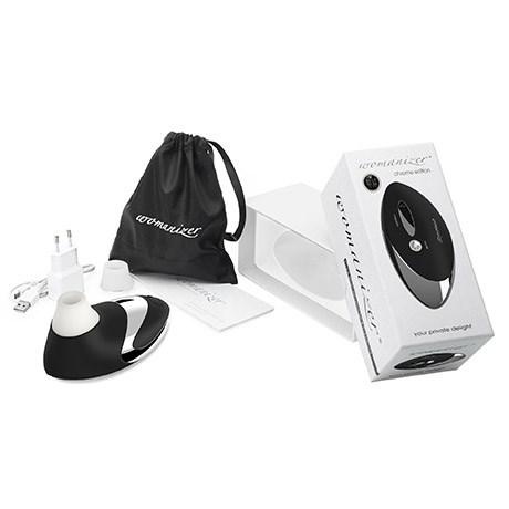 Womanizer Pro stimulator (Chroom)