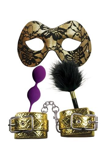Masquerade party pakket