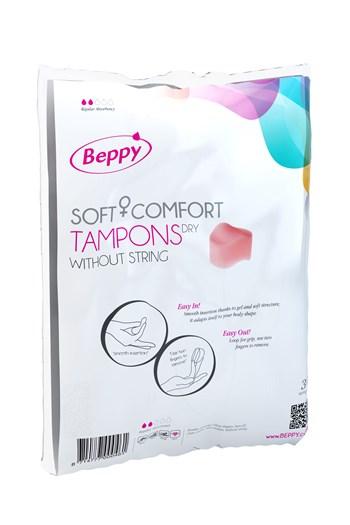 Beppy Dry Soft-Comfort Tampons (30 stuks)