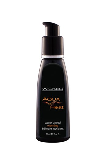 Aqua heat glijmiddel 60ml