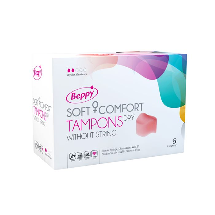 Beppy Dry Soft-Comfort Tampons