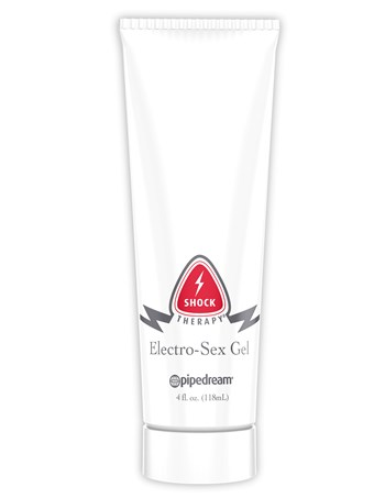 Schok therapie elektro-sex gel