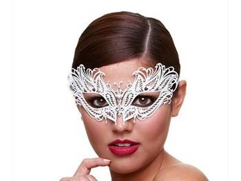 Snow queen Venetiaans masker