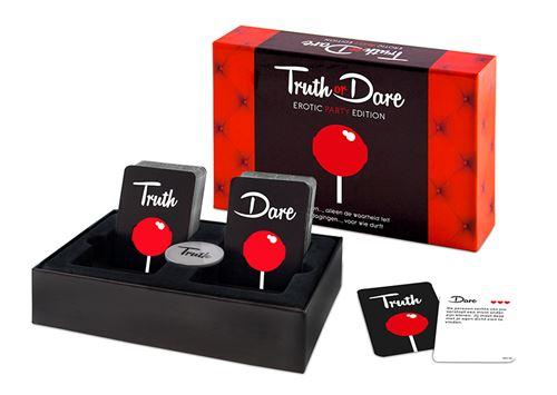 Truth or Dare kaartspel