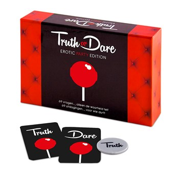 Truth or Dare kaartspel